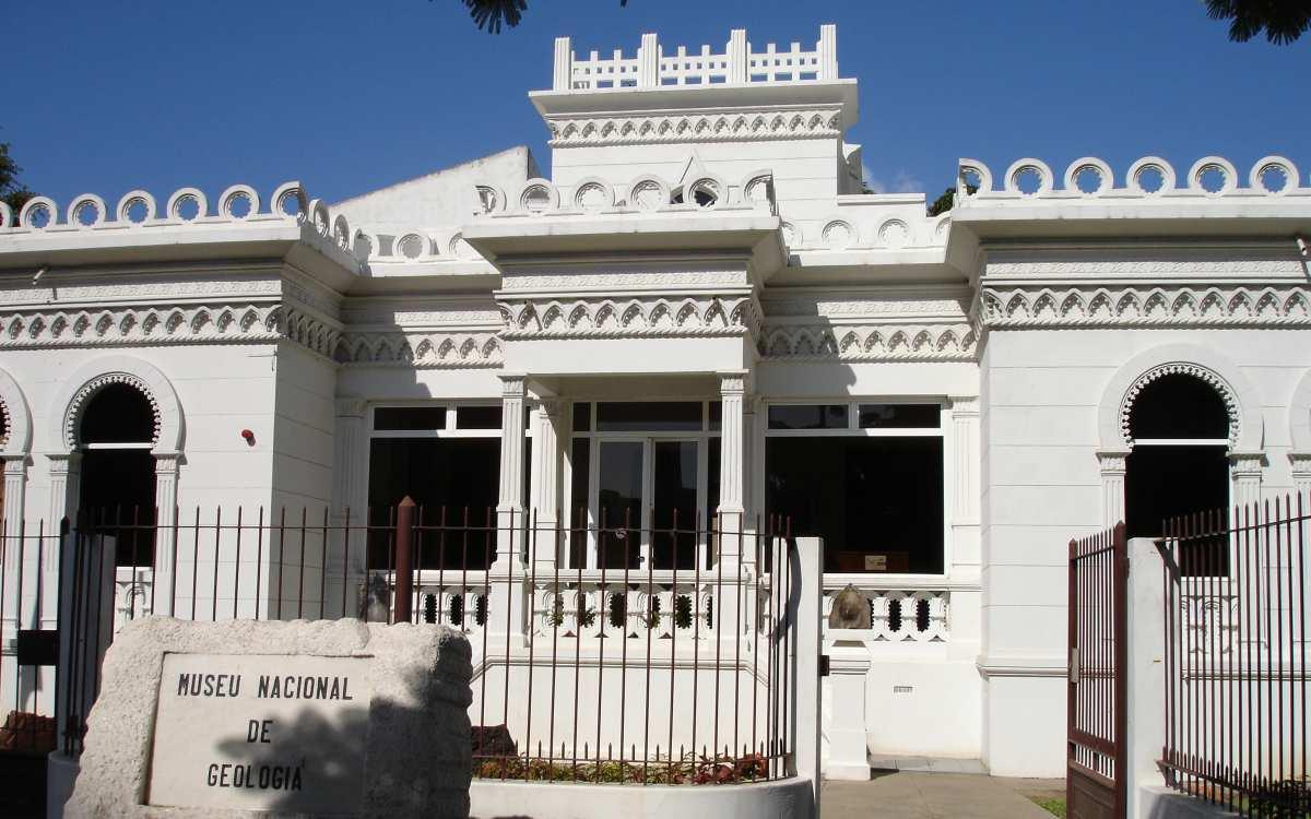 Maputo Geology Museum