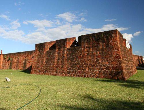Maputo Coastal Fort