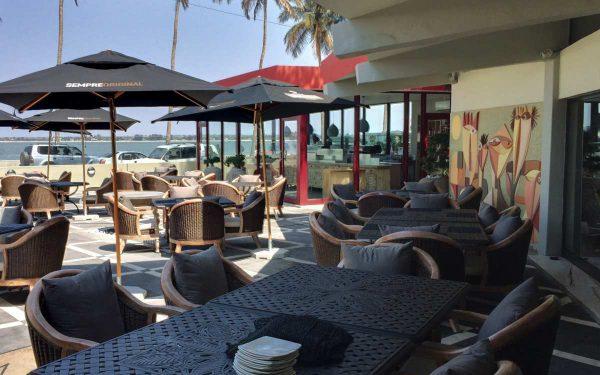 Zambi Restaurant Maputo