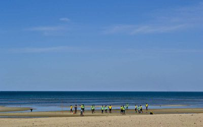 Maputo Beach near Residencial Palmeiras
